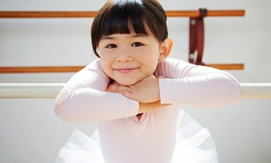 Backstage Performing Arts Center: One-Week Dance Camp for Ages 4–6, August 3–7 and August 17–21 at Backstage Performing Arts Center (Up to 57% Off)
