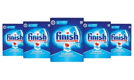 $49.95 Finish Powerball Classic Dishwashing Tabs Don't Pay $110