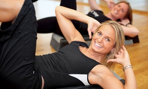 MadSweat: Two, Four, or Six Personal Training Sessions with Meal Plan at MadSweat (Up to 77% Off)