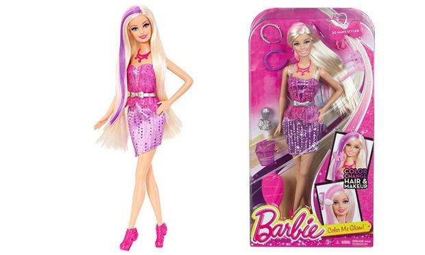 Barbie mattel groupon goods - Barbie senza colore ...