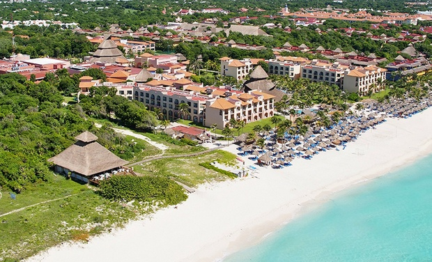 TripAlertz wants you to check out 3- to 7-Night All-Inclusive Mexico Trip with Airfare. Price Per Person Based on Double Occupancy. Includes Taxes & Fees. All-Inclusive Mexico Vacation with Airfare - All-Inclusive Mexico Vacation