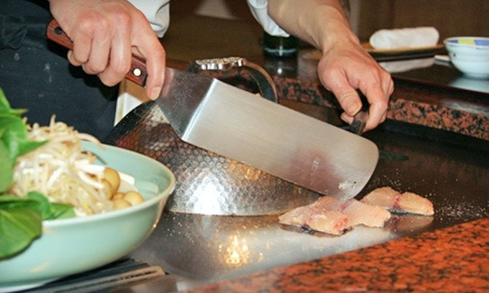 Kegon - Northfield: Hibachi Cuisine on Friday–Sunday or Monday–Thursday at Kegon (Half Off)
