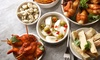 Sangria Tapas & Wine  - Sangria Tapas & Wine: Food and Drink for Two or Four or More at Sangria Tapas & Wine (Up to 48% Off). Four Options Available.