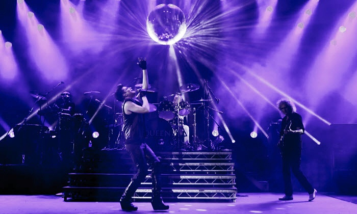 Queen + Adam Lambert - The Palace of Auburn Hills: $25 to See Queen + Adam Lambert at The Palace of Auburn Hills on Saturday, July 12, at 8 p.m. (Up to $45.80 Value)