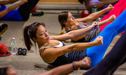 $89 for Month of Unlimited Barre Fitness Classes at Pure Barre Redmond ($225Value)