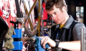 Cadence Cyclery: $36 for a Basic Bike Tune-Up at Cadence Cyclery ($69.99 Value)