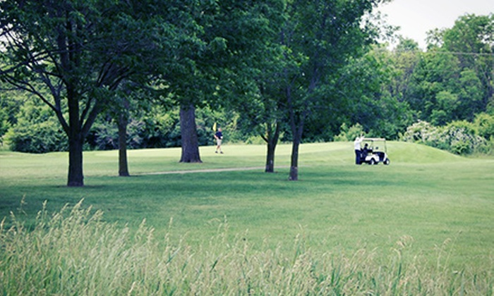 Donald Ross Golf Course - Fort Wayne: 18-Hole Round of Golf for Two or Four Including Cart Rental at Donald Ross Golf Club (Up to 55% Off)