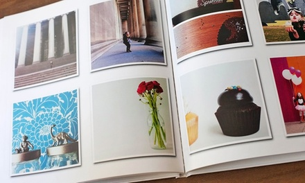 Custom Photo Book, Cards, or Calendars from Picaboo (Up to 89% Off). Six Options Available.