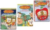 Richard Scarry: Hurray for Huckle! 3-DVD Pack: Richard Scarry: Hurray for Huckle! 3-DVD Pack