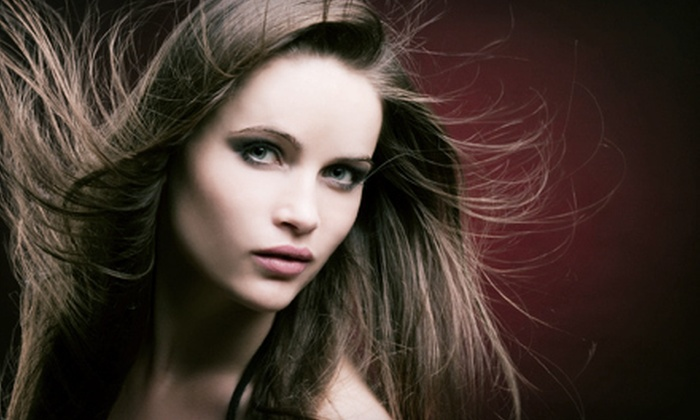 Salon Denver - Highland: One or Three Express or Global Keratin Treatments at Salon Denver (Up to 55% Off)
