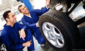 Mechanika Pojazdowa: Wymiana opon z wyważeniem kół od 49 zł z firmą Mechanika Pojazdowa (do -44%)