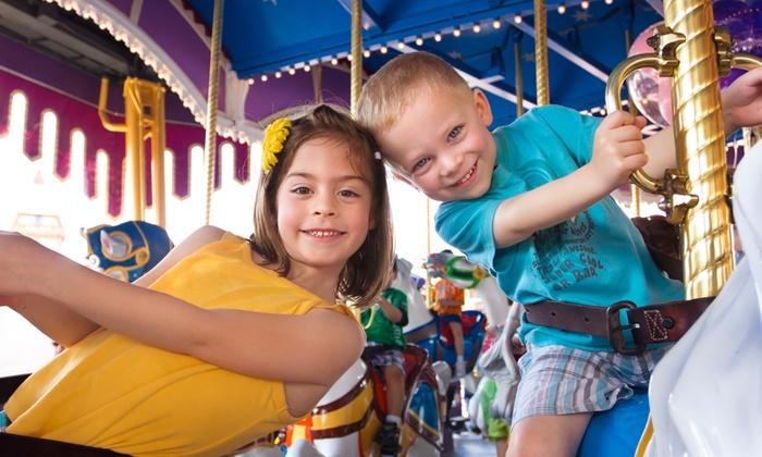 Funpark 2 per 1: FunCard 2x1 con ingressi illimitati per un anno in oltre 150 parchi divertimento a 9,90 €