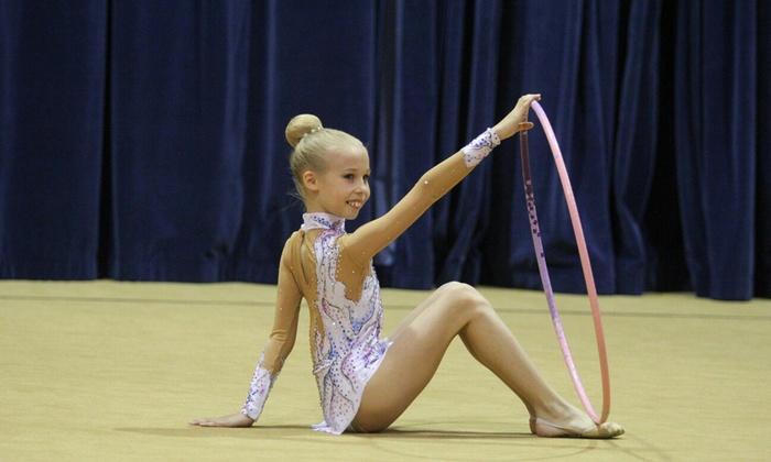 Krystall Gymnastics Studio - Tustin: Four Weeks of Gymnastics Classes at Krystall Gymnastics Studio  (63% Off)