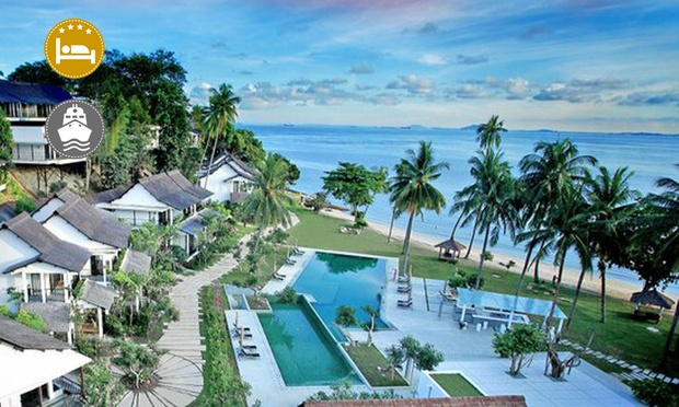 Batam 4* Turi Beach Resort + Ferry 0