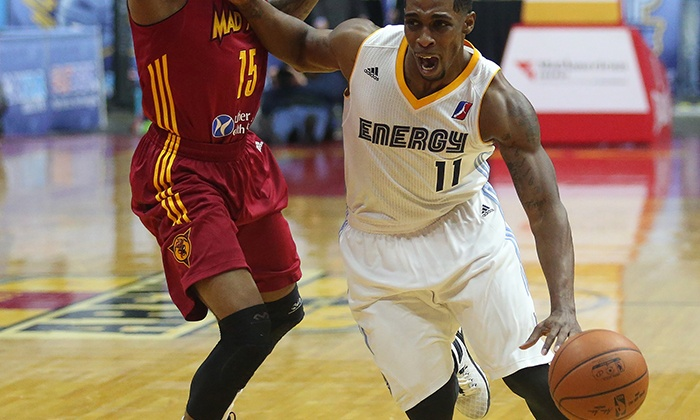 Iowa Energy - Wells Fargo Arena: Iowa Energy NBA D-League Basketball Game with Hot Dog, Popcorn and Soda on December 26 or 28