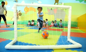 Chubby Cheeks Nursery: One-Week Kids summer Camp at Chubby Cheeks Nursery, Seven Locations (Up to 50% Off)