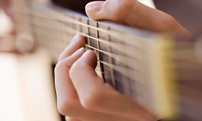 Give to Live Guitar Studios - Toms River: $49 for Four Weeks of Guitar Lessons at Give to Live Guitar Studios ($100 Value)
