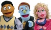 """Avenue Q"" - The Lower Ossington Theatre: Tony Winning Musical ""Avenue Q"" Onstage in Toronto on November 12–December 6 (Up to 37% Off)"
