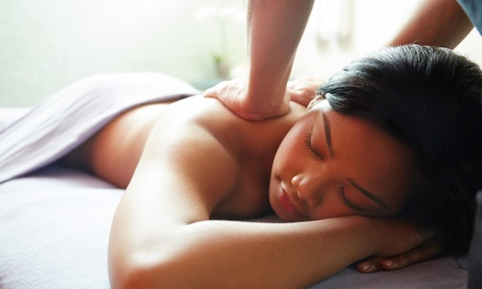 One or Three 60-Minute Therapeutic Deep-Tissue Massages at Pegasus Health (Up to 54% Off)