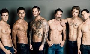 "Handsome International Men: ""Handsome International Men"" Male Revue on Saturday, November 28, at 8 p.m."