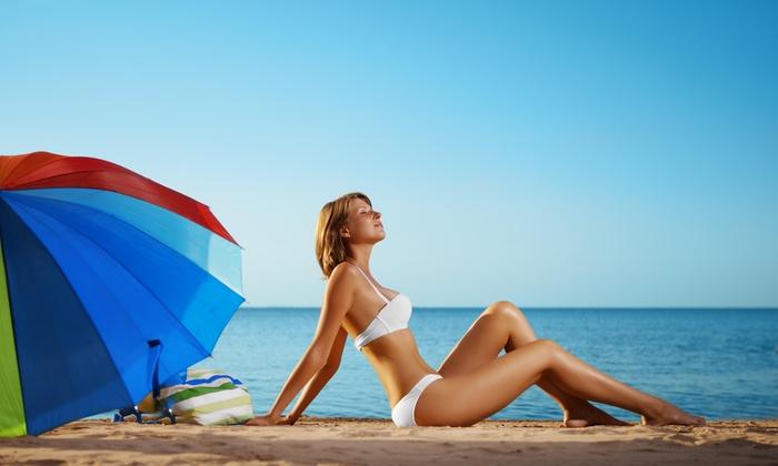 Sweet Skin - Prescott: A Custom Airbrush Tanning Session at Sweet Skin (48% Off)