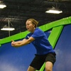 Up to 49% Off Trampoline-Fitness Classes at Airheads Trampoline Arena
