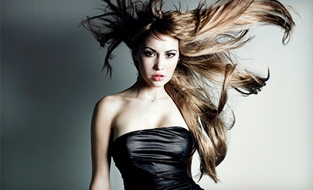 Dallas: One or Two Brazilian Blowouts from Sarah Lewis at Nevaeh Salon & Spa (Up to 73% Off)