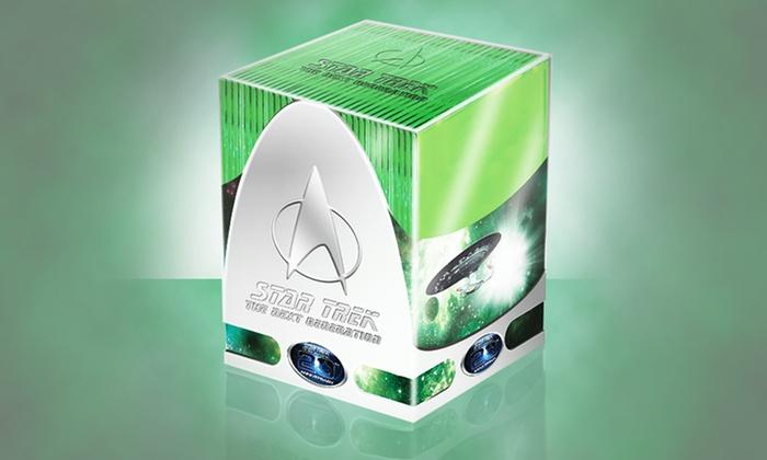Star Trek: The Next Generation Complete Series: Star Trek: The Next Generation Complete Series on DVD. Free Returns.