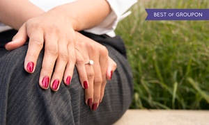 Skinsation Medical Aeshetics: One or Three Gel Manicures with Spa Pedicures at Skinsation Medical Aesthetics (Up to 55% Off)