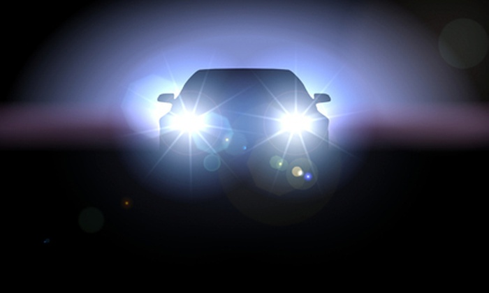 Extreme Auto Accessories - Northeast Anchorage: $150 for HID-Lighting Kit with Installation for a Vehicle at Extreme Auto Accessories ($300 Value)