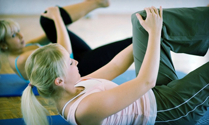 i am yoga - West Bench: $39 for One Month of Unlimited Classes at i am yoga ($88 Value)