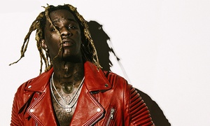 Young Thug: Young Thug on March 20 at 9 p.m.
