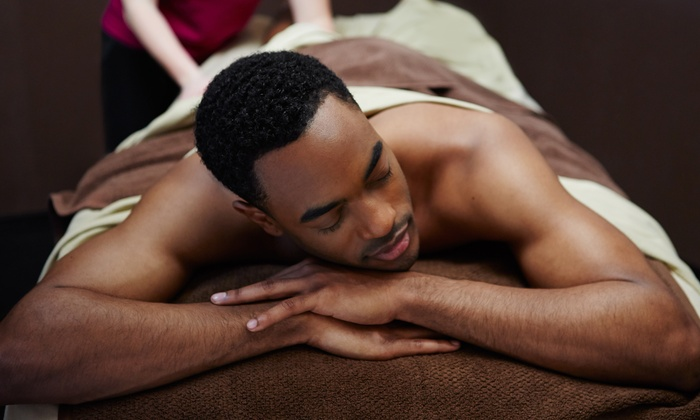 Massage By Black Man