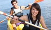 Tommys Tonka Trolley and Excelsior Lake Minnetonka Kayak Rentals - Tommy's Tonka Trolley: Two-Hour Rental of Two Kayaks or Standup-Paddleboards from Tommy's Tonka Trolley (50% Off)