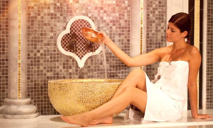 Perles de Beauté - Béziers: Rituel beauté et détente pour 1 ou 2 personnes avec hammam, gommage, modelage et spa dès 45 € chez Perles de Beauté