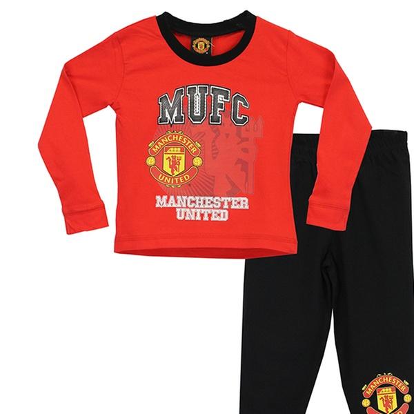 4cdaabcf Kid's Football Team Pyjamas | Groupon Goods