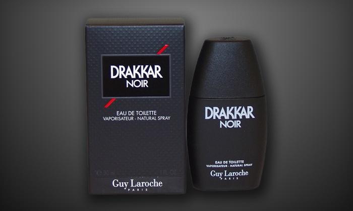 Drakkar Noir by Guy Laroche for Men: $18 for Drakkar Noir by Guy Laroche Eau De Toilette for Men ($35 List Price). Free Shipping.