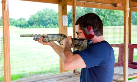 $59 for a Two-Hour Gun Shooting and Safety Experience at Renaissance Firearms Instruction ($225 Value)