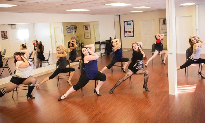 Glitter Tribe Studios - Bay Park: Five Dance-Fitness Classes at Glitter Tribe Studios (69% Off)
