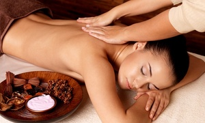 Malika Massage et Bien être: 1 of 2 sessies scrub en lichaamsmassage vanaf € 24,99 bij institut Malika Massage et Bien être
