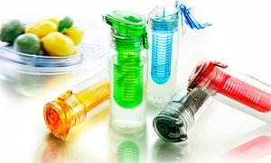 Set Of 2 Asobu Flavor It Tritan Infuser Water Bottles