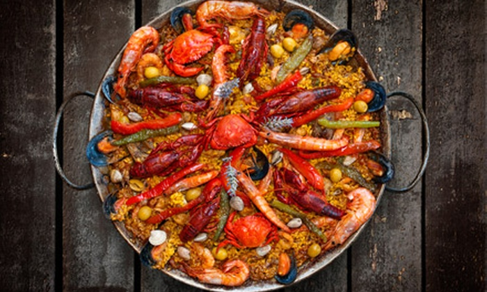 Blue Parrot Bar and Grille - Hilltop: $15 for $30 Worth of New Orleans-Style Cuisine at Blue Parrot Bar & Grille
