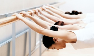 $15 For Three Barre-fitness Classes From Raising The Barre ($30 Value)