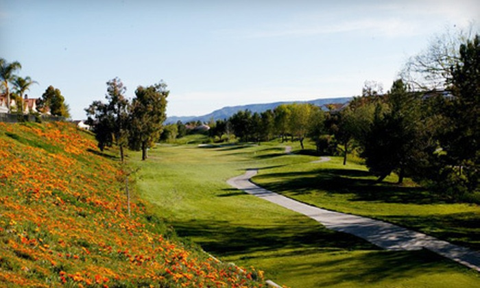 California Oaks Golf Course - Murrieta: $69 for an 18-Hole Round of Golf for Two and Grilled Food at California Oaks Golf Course in Murrieta (Up to $140 Value)