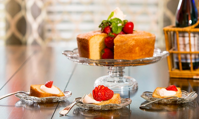 Texas Pound Cakes and More - Spring Hill Village: Baked Goods at Texas Pound Cakes and More (50% Off). Two Options Available.