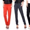 Stanzino Women's Studded Slim-Fit Pants