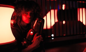 Laser Tag Galaxy: Two Laser Tag Games for Two, Four, or Six at Laser Tag Galaxy (Up to 56% Off)