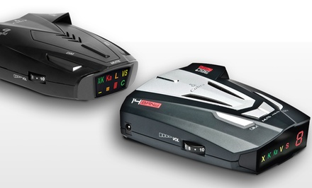 Cobra SSR 80, XRS 9370, or SLR 500 Radar/Laser Detector from $34.99–$209.95. Free Returns.