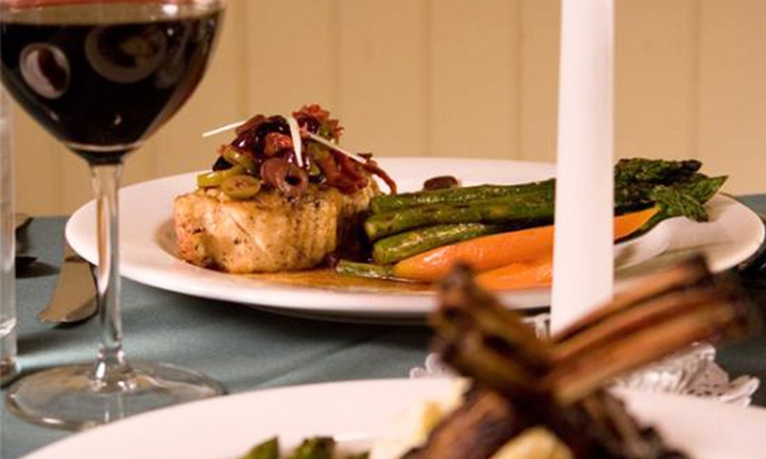 The West End Grill - Ann Arbor: $79 for Two Groupons, Each Good for One $50 Gift Card at The West End Grill ($100 Value)