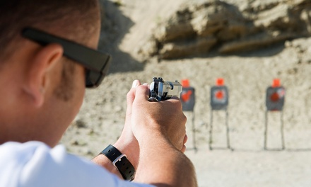 Concealed-Carry Class, Defense Forces Tactical Shooting Course, or Both at Xtreme Tactical Defense (Up to 56%Off)